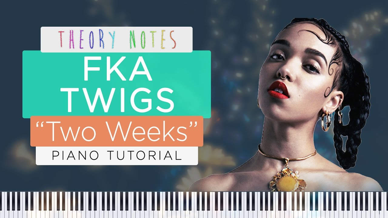 fka twigs two weeks youtube