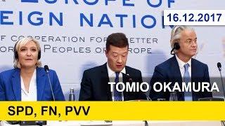CO V TV NEUVIDÍTE / Tomio Okamura - necenzurované vystoupení na konferenci