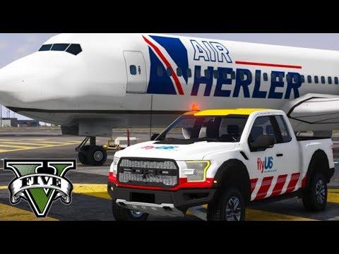 GTA V  VIGILANTE1 Segurança no Aeroporto