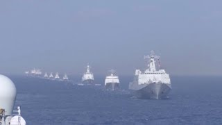 Significance of China developing its own aircraft carrier
