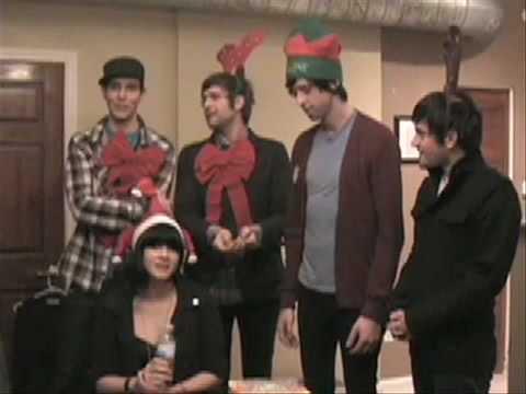 Cobra Starship: Holiday Greeting '08