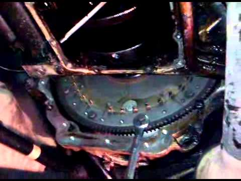 Land Rover Crank Pully Removal Youtube