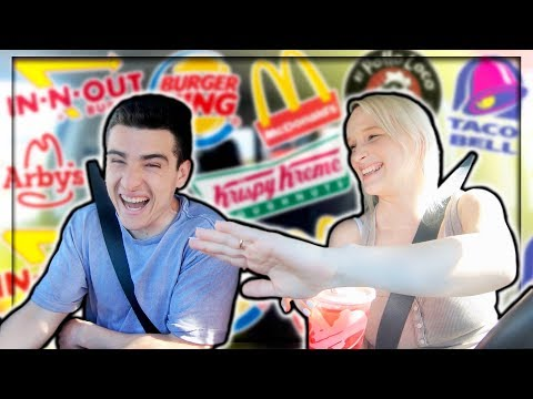 Letting The Person In Front Of Us DECIDE What We Eat | Pescatarian & Family Of 5