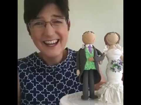 Tips and advice for modelling cake toppers with Artista Soft (Facebook Live video)