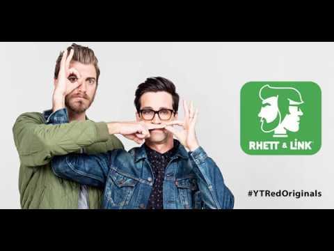 I Like What I Like~~Rhett and Link's Buddy System