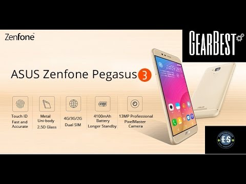 Asus pegasus 3 review test pour gearbest