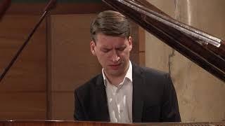 Łukasz Chrzęszczyk – J.S Bach, Prelude and Fugue in C sharp minor, BWV 849 (First stage)