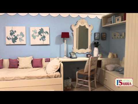 Dormitorio juvenil muebles sarria youtube - Muebles sarria ...