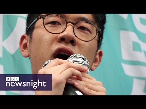 Is democracy under threat in Hong Kong? BBC Newsnight