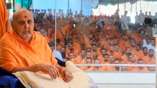 Guruhari Darshan 22 Jul 2015, Sarangpur, India