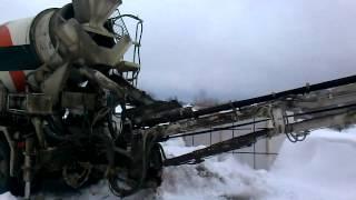 видео Доставка бетона в Хотьково. Купить бетон в Хотьково от 2100 рублей за куб — ЗАО