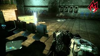 Crysis 2 Single Player Mission 09 Herz des Finsternis mit HiRes Texture Pack in DirecX 11 und HD
