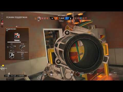 видео: Rainbow Six Siege вместе с Fess-Style #01