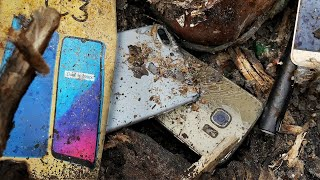 Restoration destroyed phone | Restore Samsung Galaxy S6 Edge | Rebuild Broken Phone