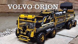Volvo Orion - Lego Technic