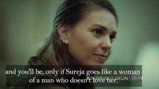Istanbullu gelin 3 episode/trailer I with english subtitles