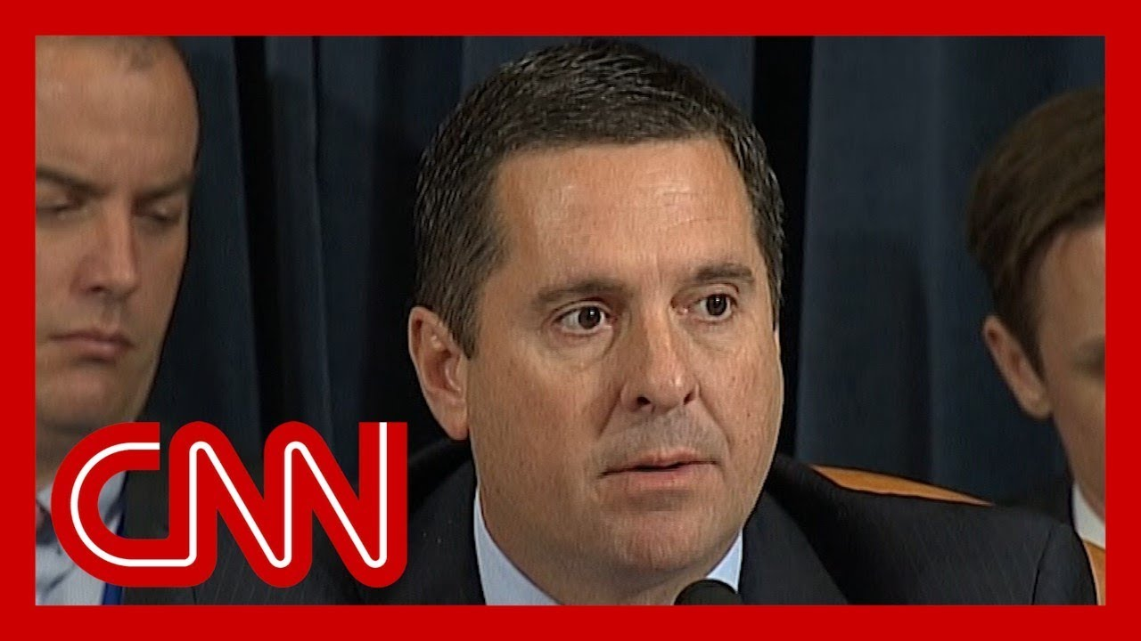 Devin Nunes's opening statement at the public impeachment ...