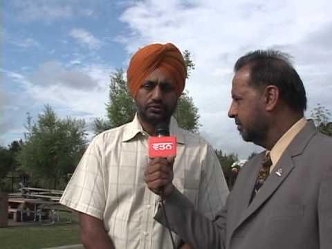 Interview with Ramandeep Singh   Arjun Awardee by laat Bhinder