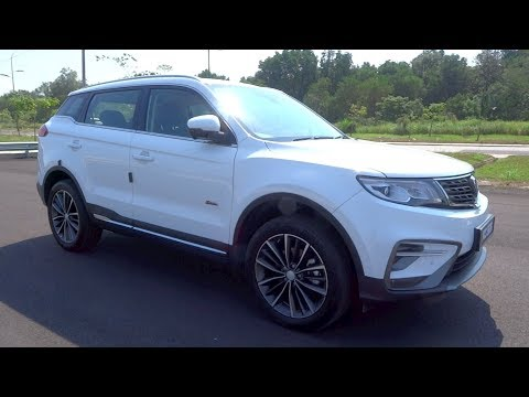 2019 Proton X70 1.8 TGDi 2WD Executive Start-Up And Full Vehicle Tour