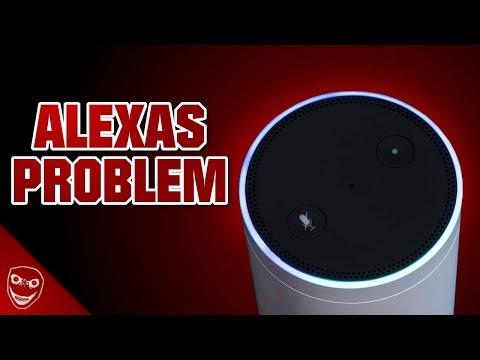 Amazon Echo verbirgt ein gruseliges Problem! - Was passiert wenn Alexa gehackt wird?