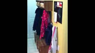 How To Organize Entryway Storage | Front Closet Niche Designs Inc.
