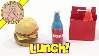 Make Your Own Eraser Diy Kit!  Burgers & Soda, Order Up!