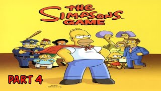 Let#39s Play The Simpsons Game Part 4 - Lisa the Tree Hugger