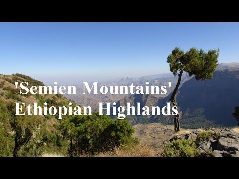Ethiopia (Semien Mountains.Ethiopian Highlands)  Part 11