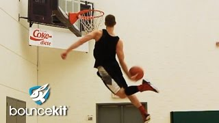 "Jordan Kilganon Hits New Dunk Called The ""Win""!"