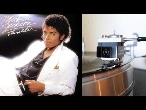 Michael Jackson - Thriller Full Album (Vinyl)