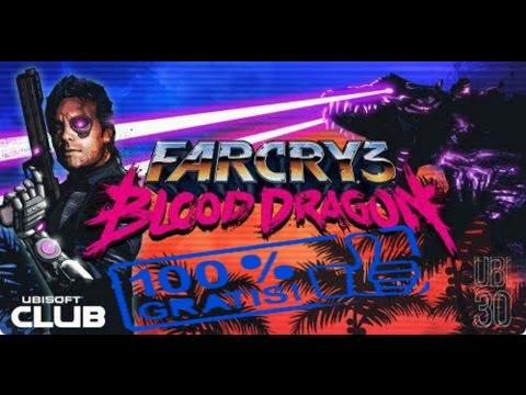 Far Cry 3 Blood Dragon de graça no PC e Xbox Live