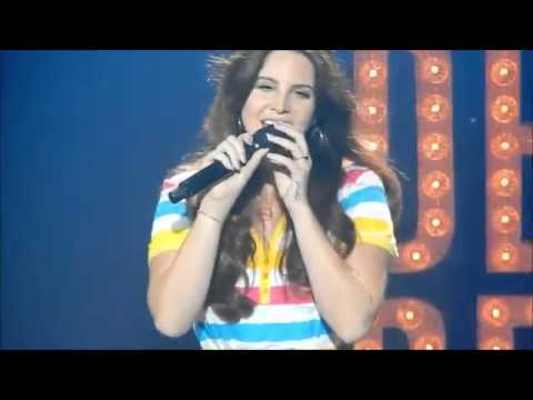 Lana Del Rey Brooklyn Baby  Live at [Endless Summer Tour]