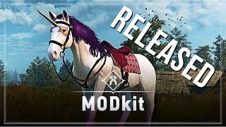 The Witcher 3 ModKit Released | Mods for PS4 and Xbox One Coming Soon ?