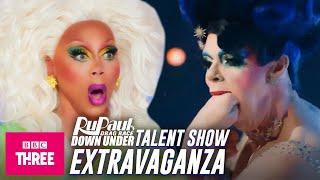 Talent Show Extravaganza! | RuPaul's Drag Race Down Under | BBC Three