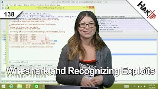 Wireshark And Recognizing Exploits, HakTip 138