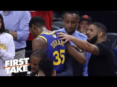 NewJack - Raptors fans had an honest reaction by cheering KD's injury