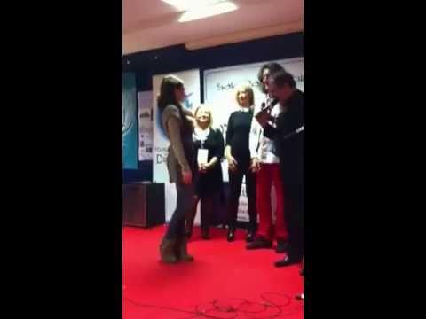 Fiorenza effe.....premiazione....Sanremo Music Awards