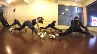 "Apple Yu Dancehall Class ""Bicycle Ride (Soca Remix)"" by Vybz Kartel feat. Bunji Garlin"