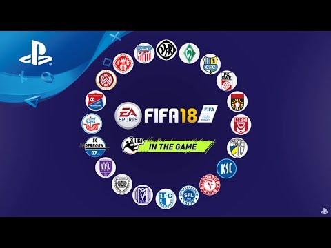 FIFA 18 - Die dritte deutsche Liga ist dabei! 3. Liga Trailer [PS4]