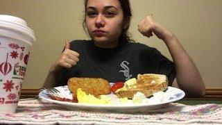 Eat breakfast w/ me