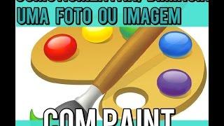 Como Aumentar/Diminuir Uma Imagem Com Paint