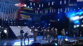 Super Junior - Sorry Sorry (remix Ver.) (oct. 11,2009)