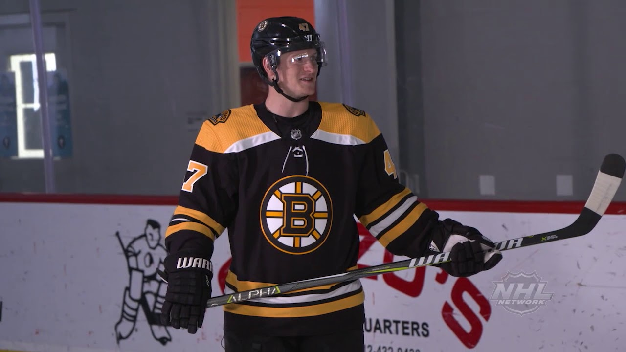 Torey Krug Demo Ice Time Youtube