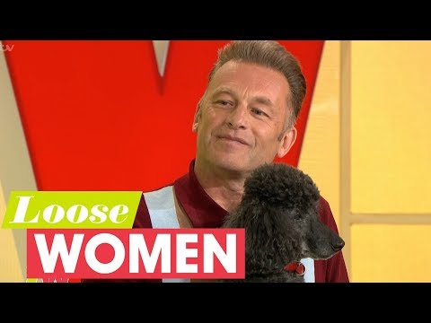 Chris Packham Speaks Candidly About Living With Asperger's  Loose Women