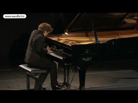 David Kadouch - Chopin Prelude No. 13 In F Sharp Major (Verbier Festival 2012)