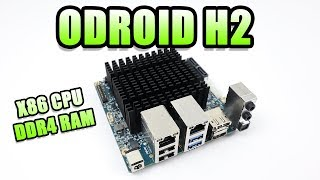 ODROID H2 First Look - Benchmarks - Gameplay - Emulation