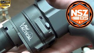 LAW Tactical Folding Stock Adapter Installation
