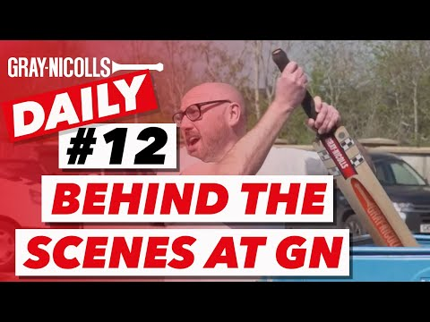 Where Are Cricket Bats Made: Behind The Scenes At Gray-Nicolls