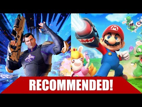 10 BEST GAME RELEASES AUGUST 2017