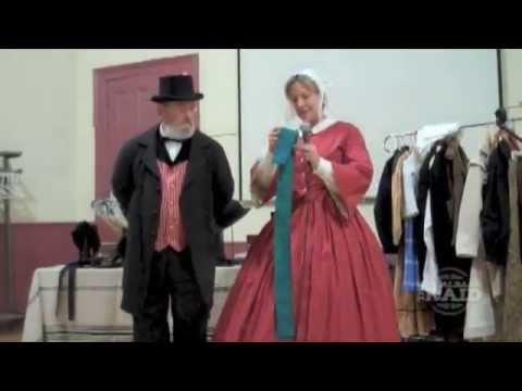 Civil War Clothing Workshop